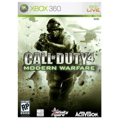 Call Of Duty Modern Warfare 4 Xbox 360