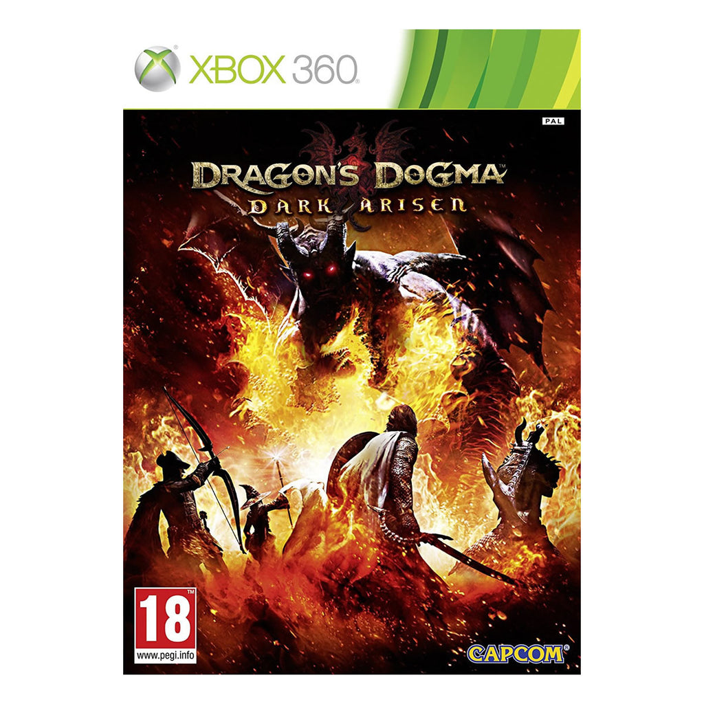 Dragons Dogma: Dark Arisen Xbox 360