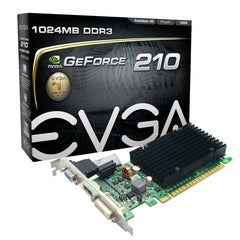 EVGA GeForce 210 Passive 1 GB DDR3