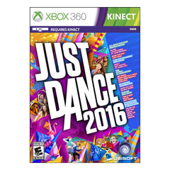 Just Dance 2016 Xbox 360