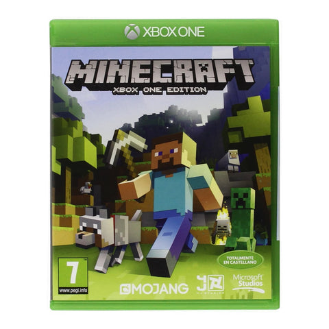 Minecraft Xbox One Código Digital