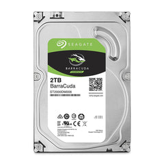 Disco Duro Seagate BarraCuda 2TB