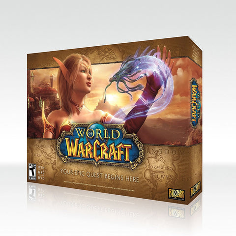 World of Warcraft PC/MAC