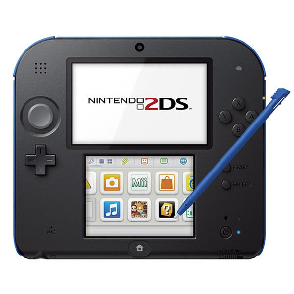 Nintendo 2DS Electric Blue