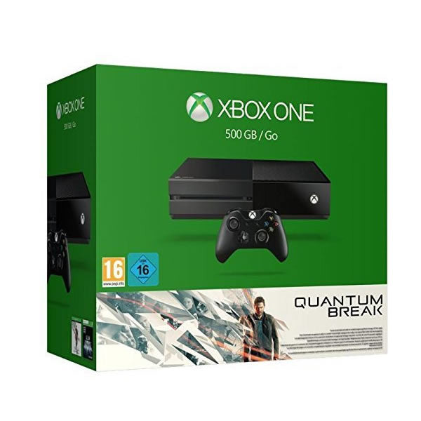 Xbox One, 500GB + Quantum Break