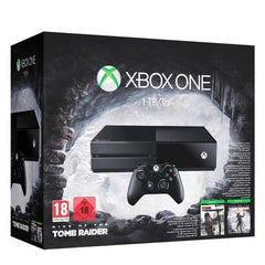 Xbox One, 1TB + Rise Of The Tomb Raider