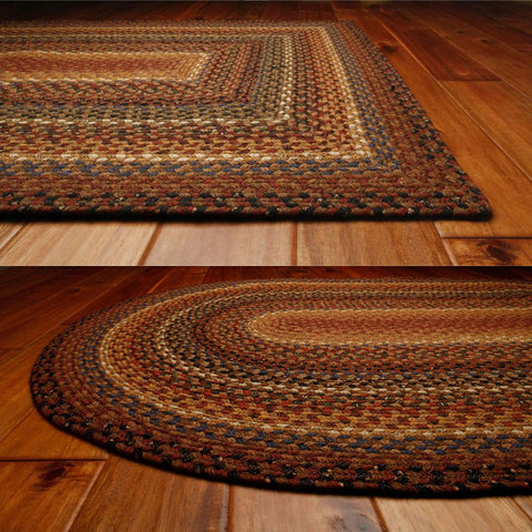 homespice decor biscotti cotton braided rug dayhan rugs - Homespice Decor