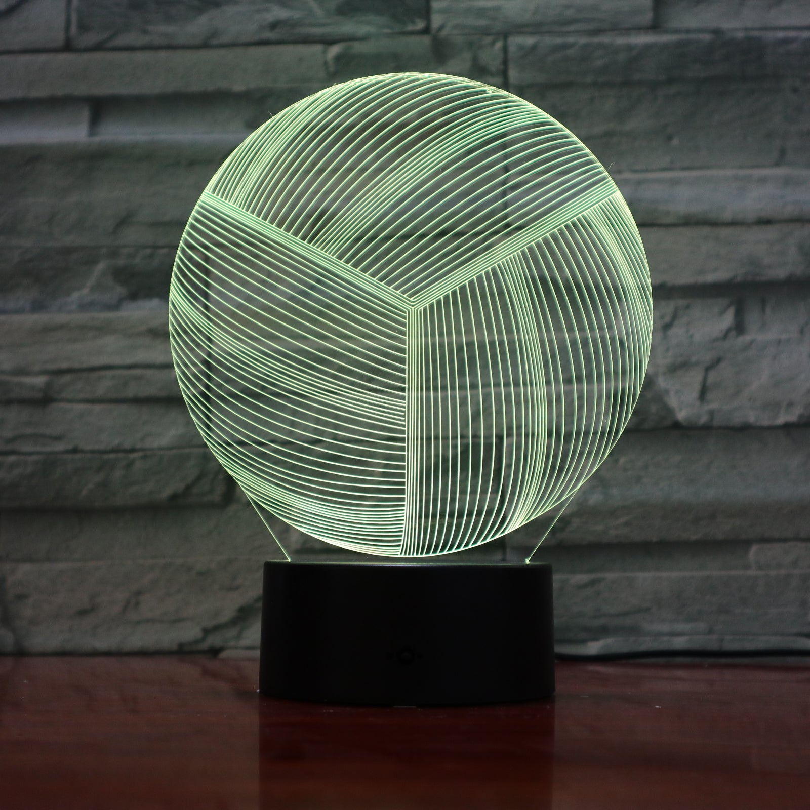 Ball - 3D Optical Illusion LED Lamp Hologram
