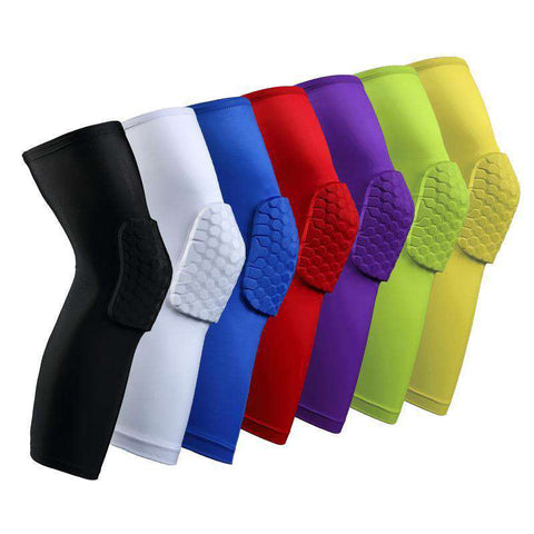 Basketball Hex Leg Sleeve - Sports Gear Factory