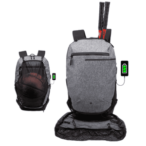"The ""Goat Bag 2.0"" Sports Backpack with USB Charging Port"