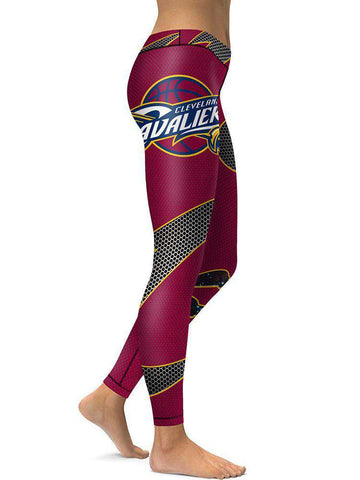 Women's Cavs Leggings
