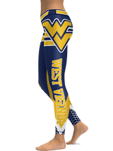 Load image into Gallery viewer, Womens West Virginia Leggings - sportskneetherapy