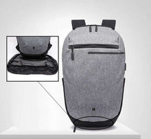 "Load image into Gallery viewer, The ""Goat Bag 2.0"" Sports Backpack with USB Charging Port"