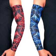 Load image into Gallery viewer, Lightning Arm Sleeve - sportskneetherapy