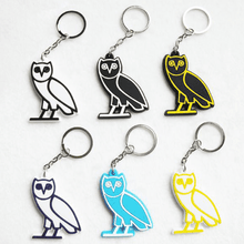 Load image into Gallery viewer, OVO Owl Keychain