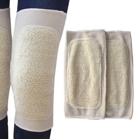 Austrian Alex winter outdoor warm knee pad Support Strap Sports Jumper leg 2pcs - sportskneetherapy