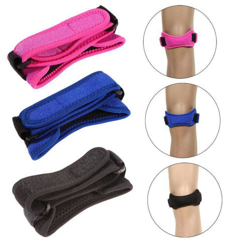 Jumpers Runners Knee Basketball Strap Support Band Patella Tendinitis Brace - sportskneetherapy