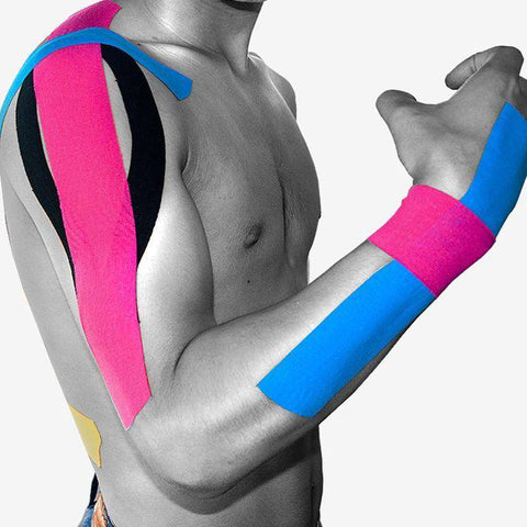 Sports Athletic Kinesio Tape - 16 ft - sportskneetherapy