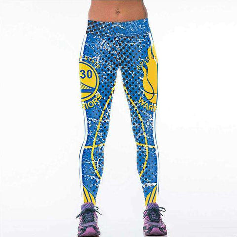Women's Golden State Leggings