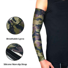 Load image into Gallery viewer, Camo Arm Sleeve - sportskneetherapy