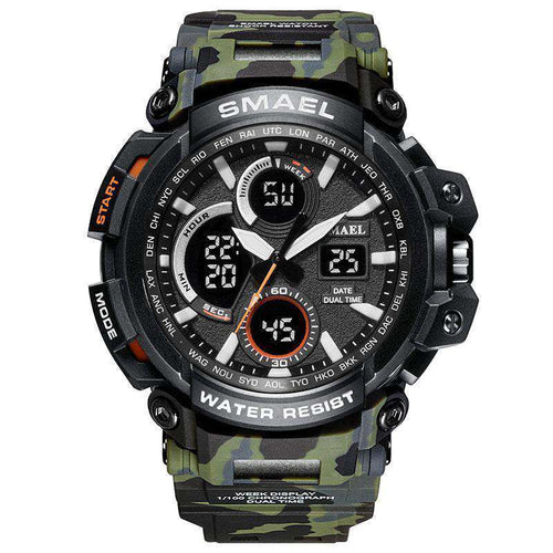 Tactical Military Special Ops Sport Watch