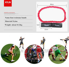 Load image into Gallery viewer, Leg resistance bands speed stepper trainer covered resistance bands for leg leg trainer