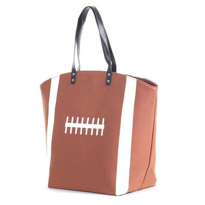 Football Tote Bag - sportskneetherapy