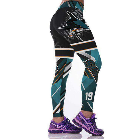 Women's Sharks Leggings