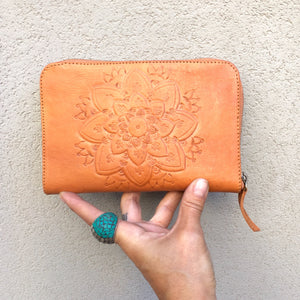 Leather, Cowhide and Boho Wallets and Purses by Kitty Kat