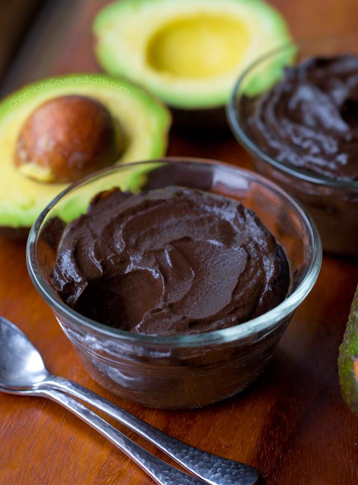 AVOCADO CHOC MOUSSE - Lisa Trujillo Active Wear