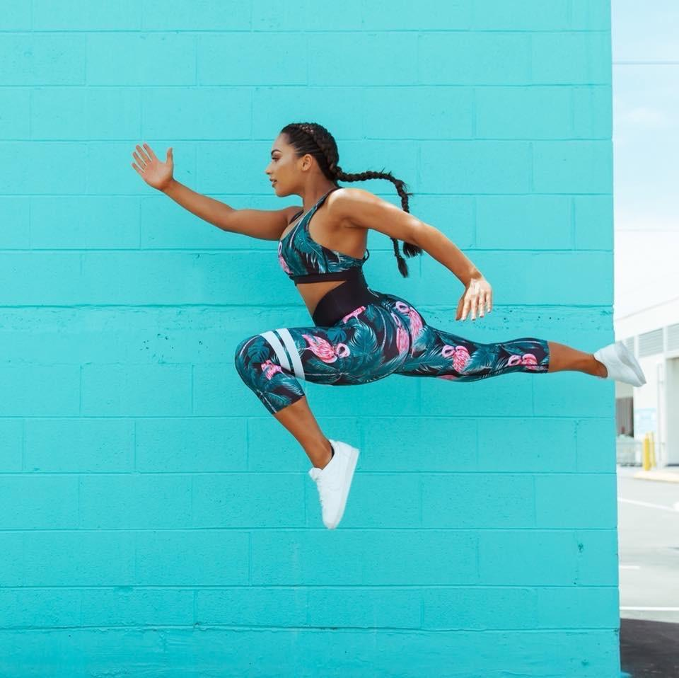 A FEW EASY STEPS TO GET YOURSELF BACK ON TRACK. - Lisa Trujillo Active Wear