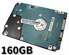 160GB Hard Disk Drive for HP G PC-G60-230US Laptop Notebook with 3 Year Warranty from Seifelden (Certified Refurbished)