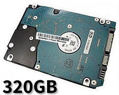 320GB Hard Disk Drive for HP 2000-416DX Laptop Notebook with 3 Year Warranty from Seifelden (Certified Refurbished)
