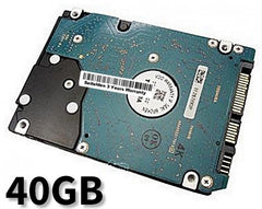 40GB Hard Disk Drive for Acer Aspire 3810TZ Laptop Notebook with 3 Year Warranty from Seifelden (Certified Refurbished)