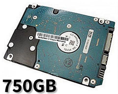 750GB Hard Disk Drive for HP 2000-369WM Laptop Notebook with 3 Year Warranty from Seifelden (Certified Refurbished)