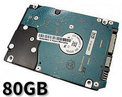 80GB Hard Disk Drive for Gateway M320CS Laptop Notebook with 3 Year Warranty from Seifelden (Certified Refurbished)