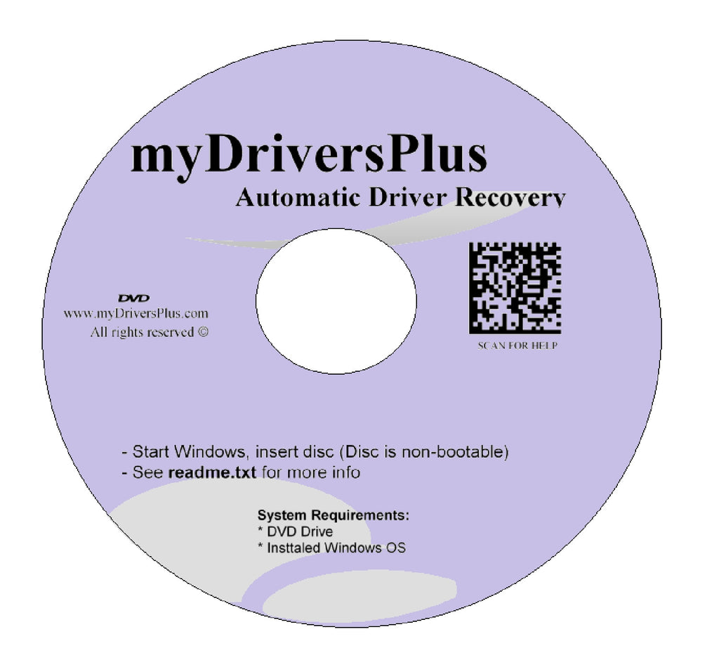 Dell Vostro V130 Drivers Recovery Restore Resource Utilities Software with Automatic One-Click Installer Unattended for Internet, Wi-Fi, Ethernet, Video, Sound, Audio, USB, Devices, Chipset ...(DVD Restore Disc/Disk; fix your drivers problems for Windows