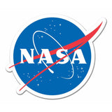 NASA National Aeronautics Space Administration seal logo sticker decal