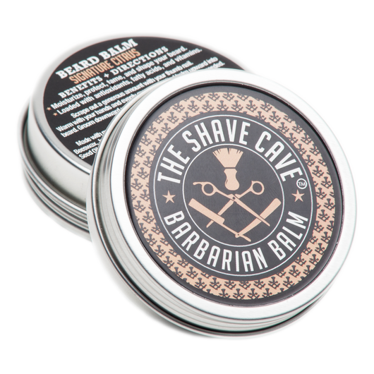 Barbarian Balm - Beard Balm - Signature Citrus - 2.0oz
