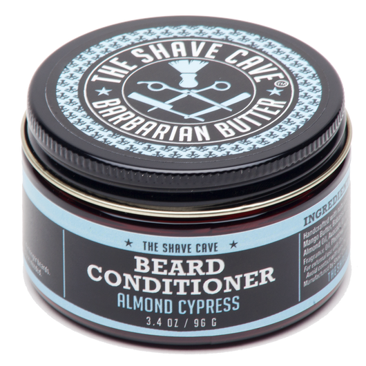 Barbarian Butter - Beard Conditioner - Almond Cypress - 3.4oz