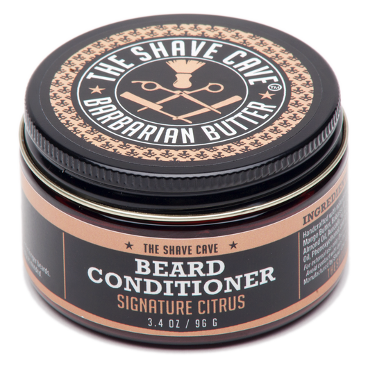 Barbarian Butter - Beard Conditioner - Signature Citrus - 3.4oz