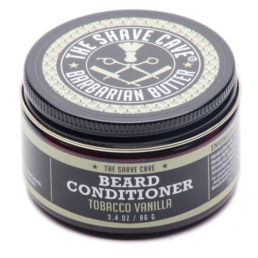 Barbarian Butter - Beard Conditioner - Tobacco Vanilla - 3.4oz