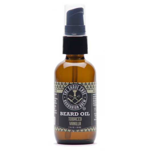 Barbarian Brew - Beard Oil - Tobacco Vanilla - 2.0oz