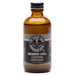 Barbarian Brew - Beard Oil - Cedarwood Sandalwood - 3.4oz