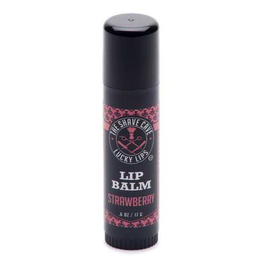 Lucky Lips - Lip Balm - Strawberry - .6oz