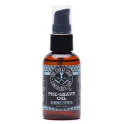 Confidence Coat - Pre Shave Oil - Almond Cypress - 2.0oz
