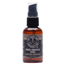 Confidence Coat - Pre Shave Oil - Cedarwood Sandalwood - 2.0oz