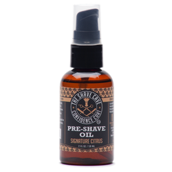 Confidence Coat - Pre Shave Oil - Signature Citrus - 2.0oz