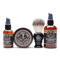 Shave Bundle - Signature Citrus