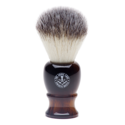 Synthetic Shave Brush - Tortoise